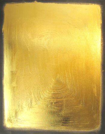 Gold Construction 20, art for sale online by Eduardo Terranova