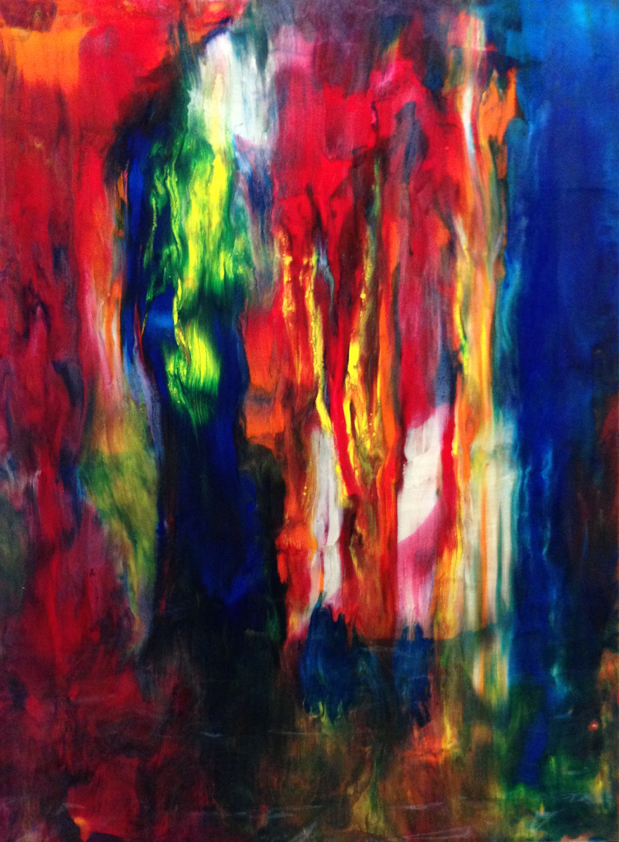 Forgiveness artwork by Heather Buechler - art listed for sale on Artplode