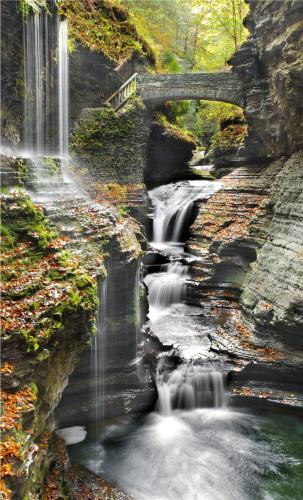 Fairy Tale Falls, art for sale online by Kenneth Lane Smith