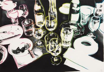 After The Party FS II183, art for sale online by Andy Warhol