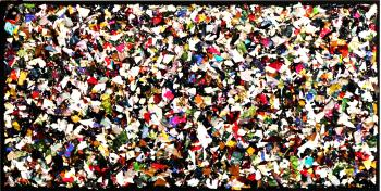 Bubblegum Alley, art for sale online by Lisa Levasseur