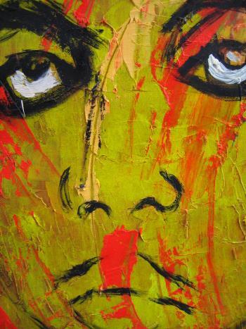 Spirt Guide 3 artwork by Ginny Nagy