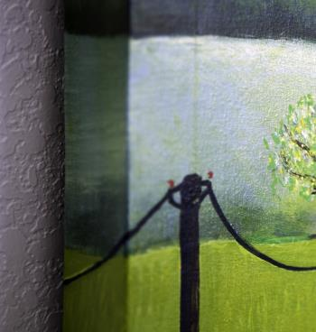Last Spring artwork by Barry Scharf - art listed for sale on Artplode