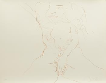 Erotic 6, art for sale online by John Lennon