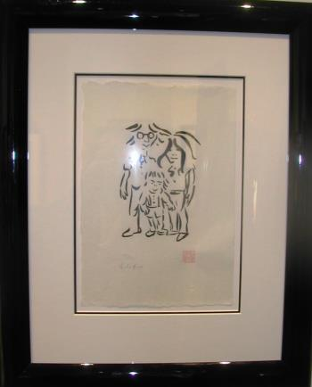 IMAGINE PEACE, art for sale online by John Lennon