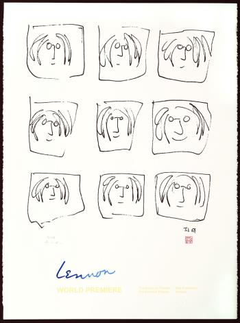 Lennon Broadhurst, art for sale online by John Lennon