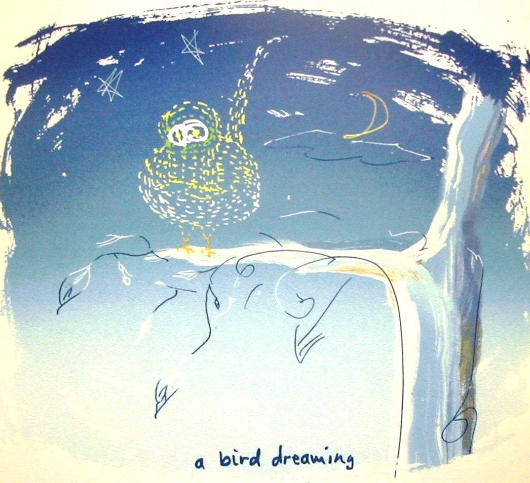 Bird Dreaming artwork by John Lennon - art listed for sale on Artplode