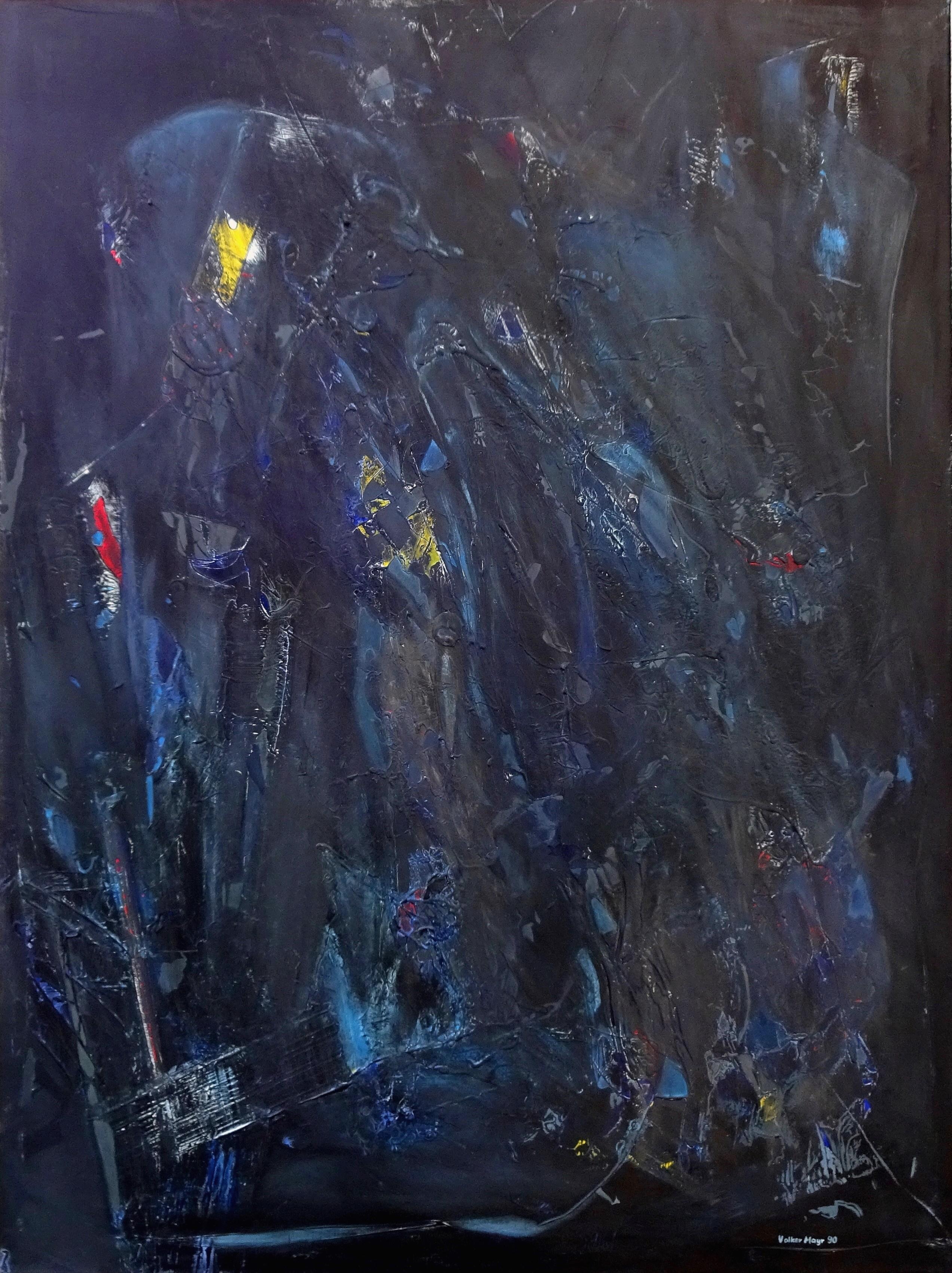 Black Beauty artwork by Volker Mayr - art listed for sale on Artplode