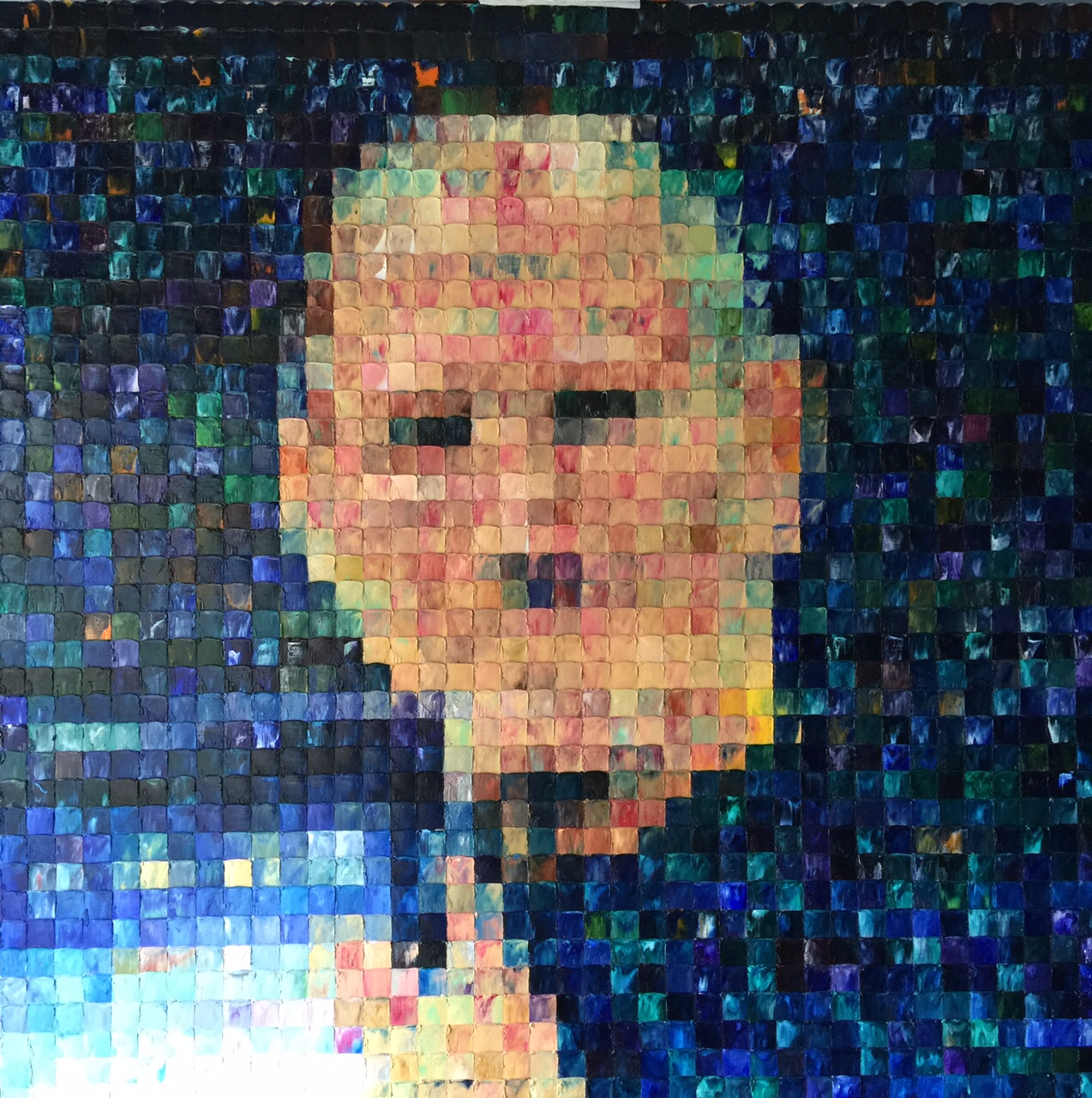 Steve artwork by Yakov Boyko - art listed for sale on Artplode