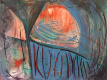 Breakthrough artwork by Jeanne Coorlim Vella