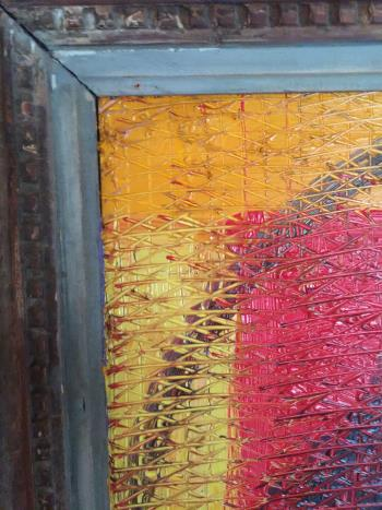 The Contessa artwork by Hunt Slonem - art listed for sale on Artplode