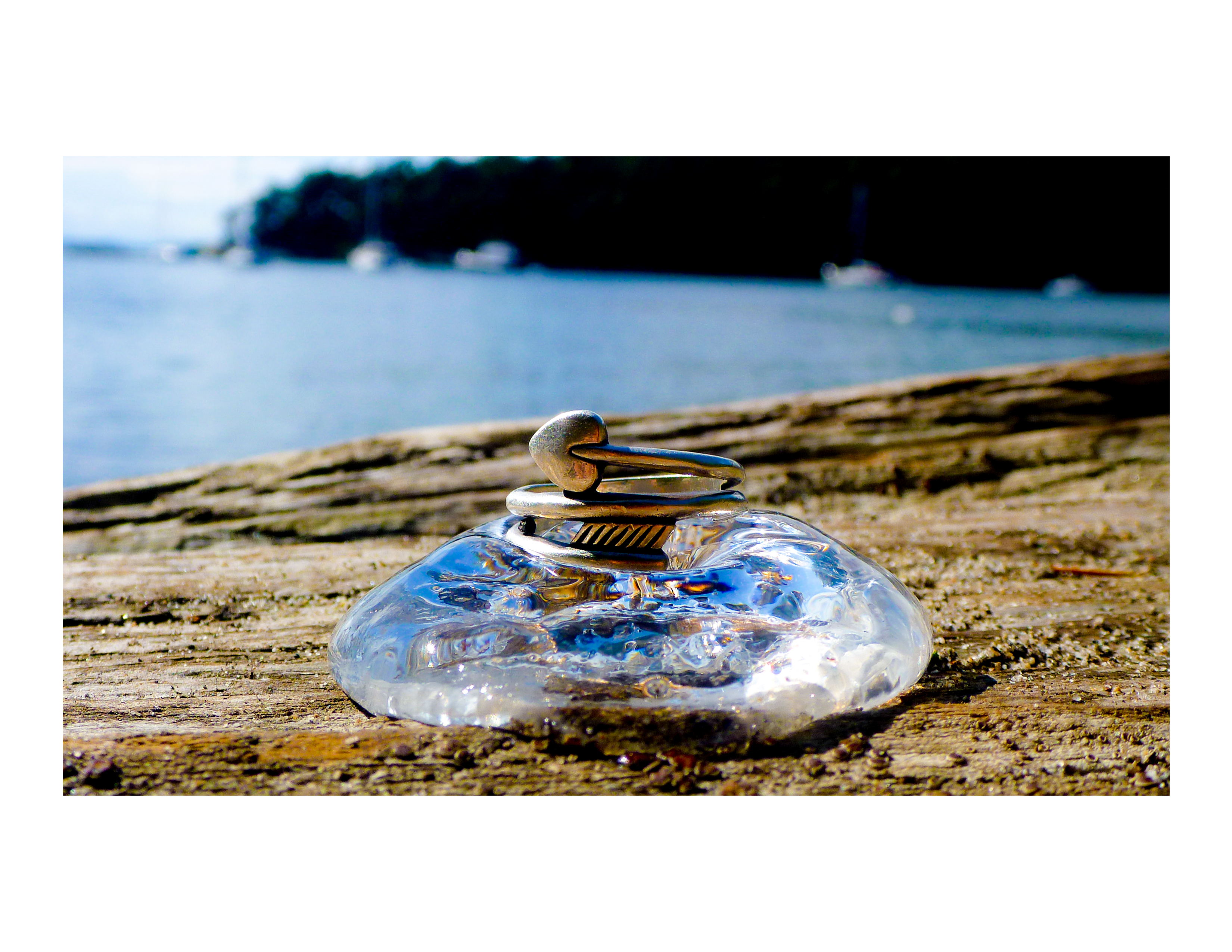 The Glass Bolster artwork by  Ben K - art listed for sale on Artplode