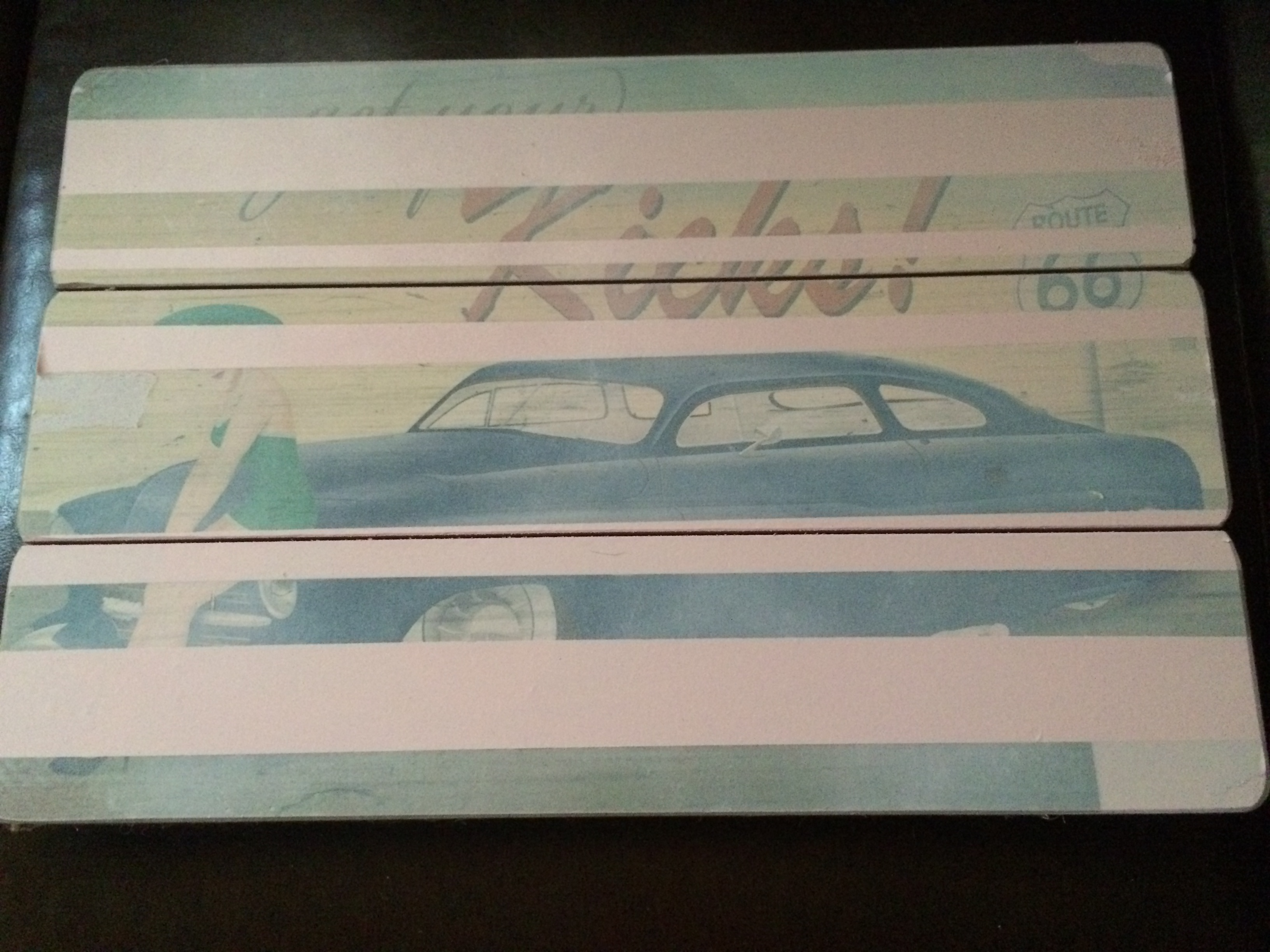 Pit Stop 66 artwork by J Larlee - art listed for sale on Artplode
