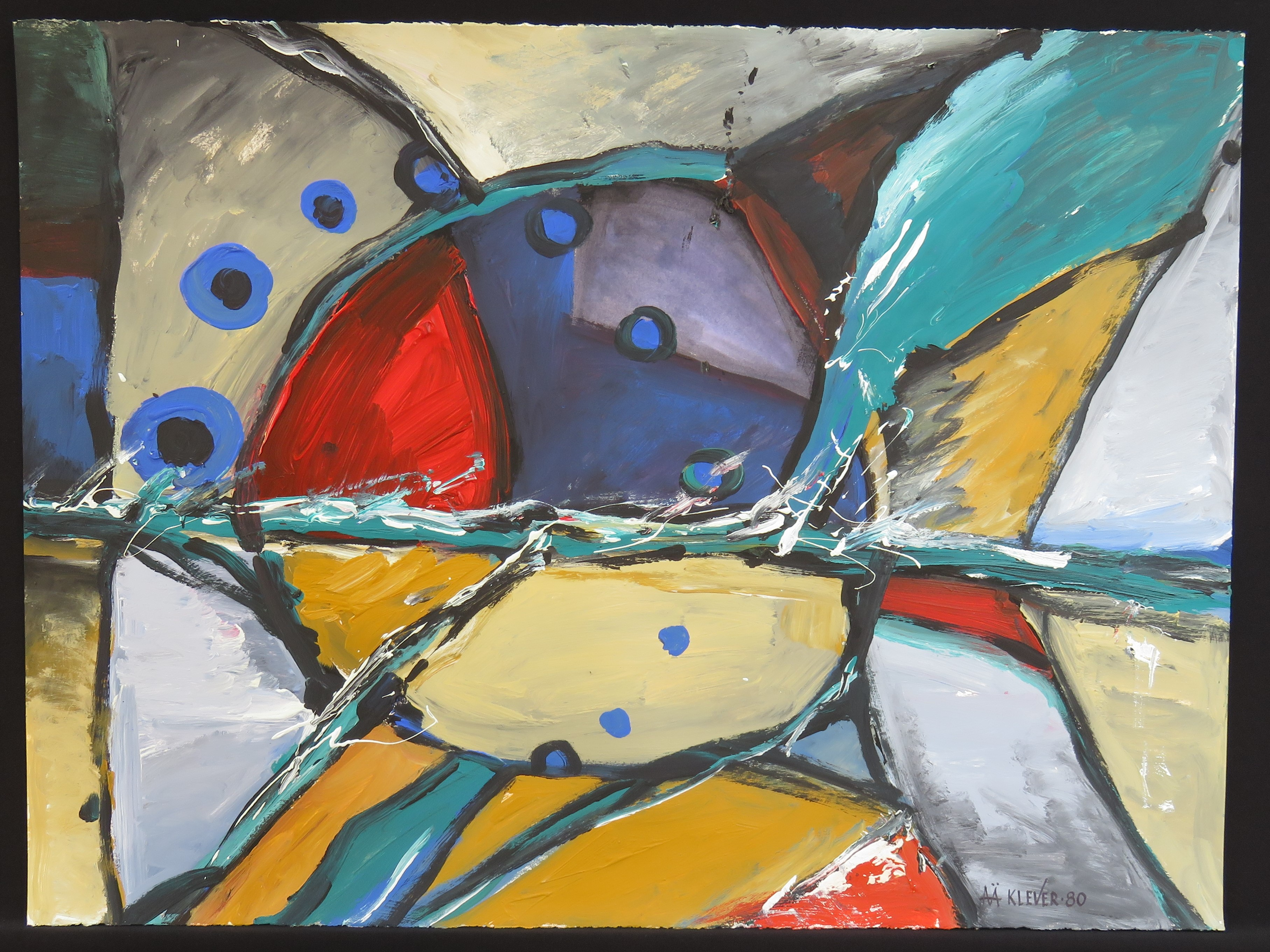 Untitled 7428 artwork by Val Klever - art listed for sale on Artplode