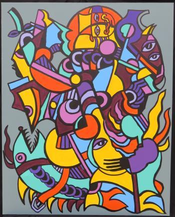 Artist - Val Klever