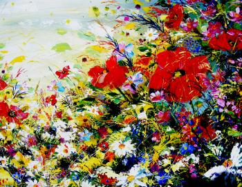 Regal Opulence artwork by Andrew Alan Johnson - art listed for sale on Artplode