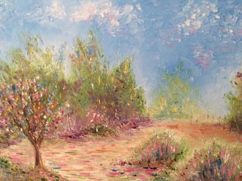 Touch of Spring, art for sale online by Greg Gilreath