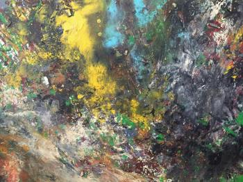 Lovers Eye artwork by Richard Ting - art listed for sale on Artplode