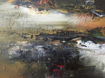 Review artwork by Richard Ting - art listed for sale on Artplode