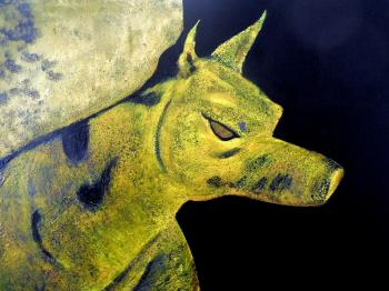 Thai artwork by Robin Burnes - art listed for sale on Artplode