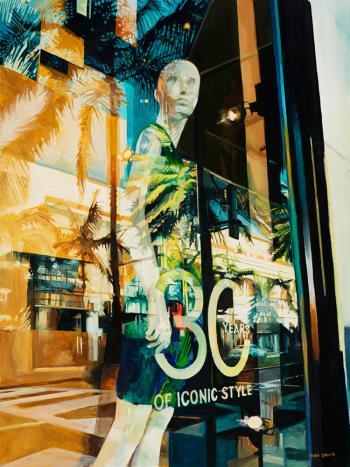 LA Style, art for sale online by Toby Davis