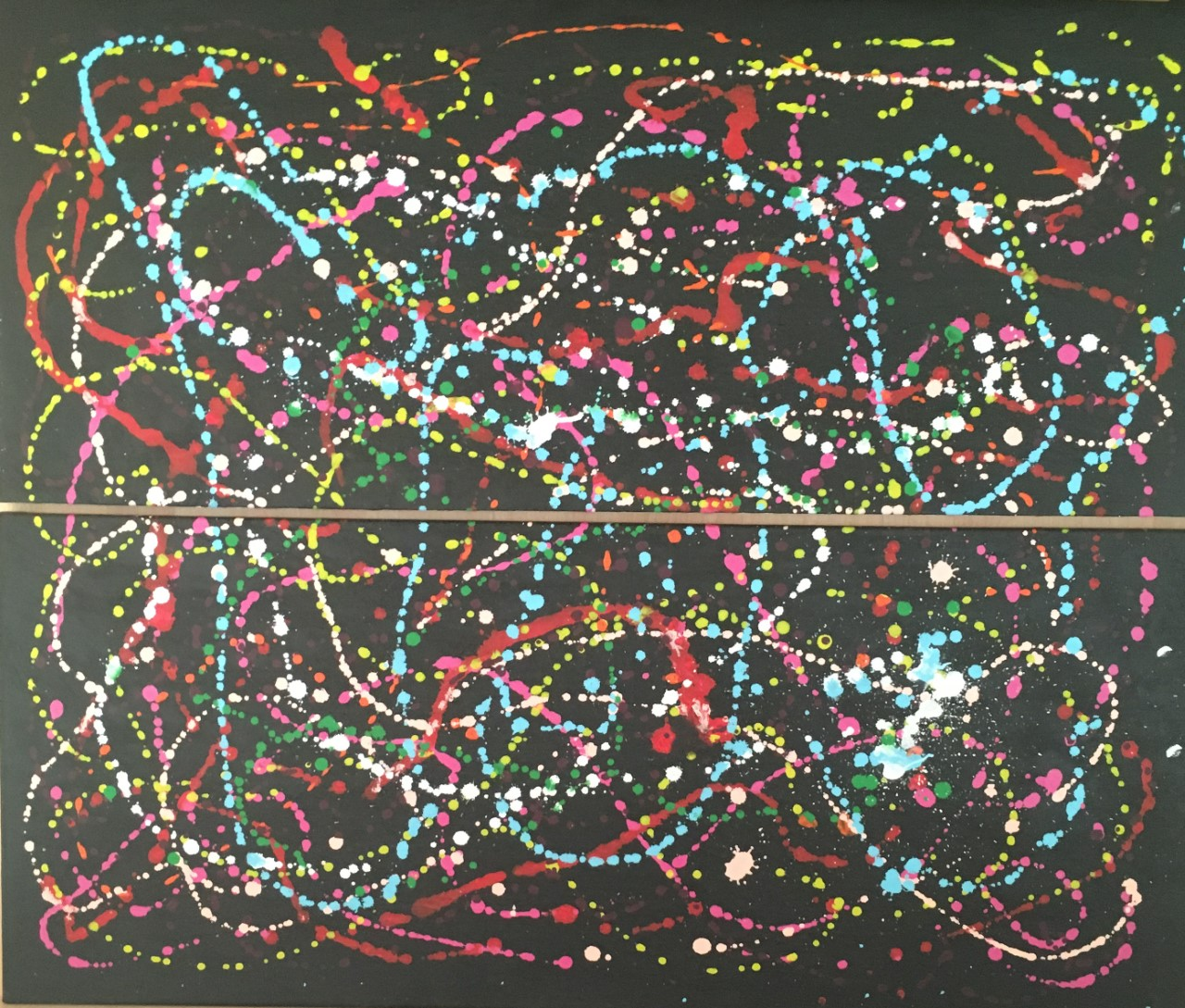 Into the unknown artwork by Antony Poulton - art listed for sale on Artplode