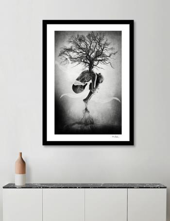 Tree of Life artwork by Erik Brede - art listed for sale on Artplode