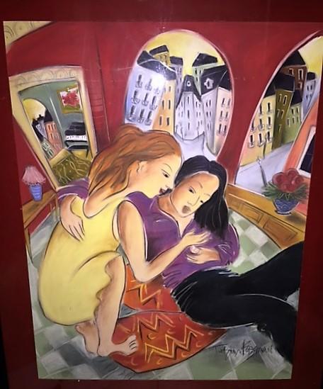 The Shell  artwork by Tatjana Krizmanic - art listed for sale on Artplode