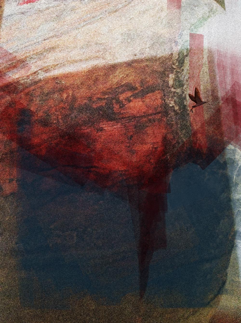 Deep Oil artwork by Rachael Muir - art listed for sale on Artplode