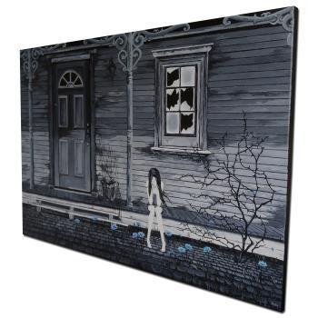 Lost At Home artwork by Andrea Ng