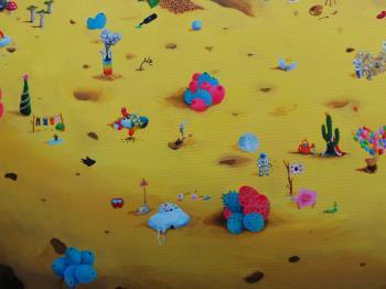 Karto Fella 590 artwork by Sanghee Ahn - art listed for sale on Artplode
