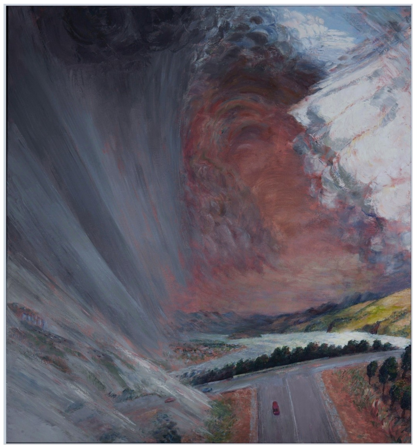 The Journey artwork by Chi Zhao - art listed for sale on Artplode