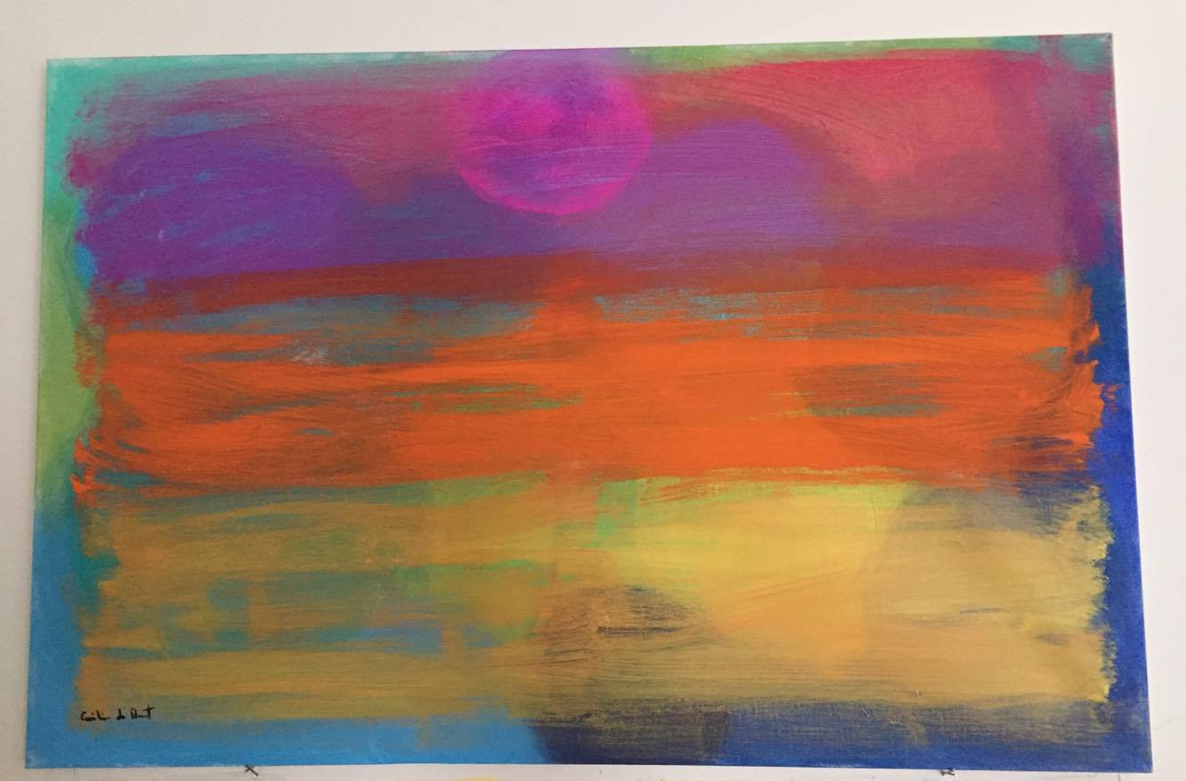 Untitled 2 artwork by Camilia de Murat - art listed for sale on Artplode