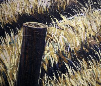 Lands End artwork by Barry Scharf