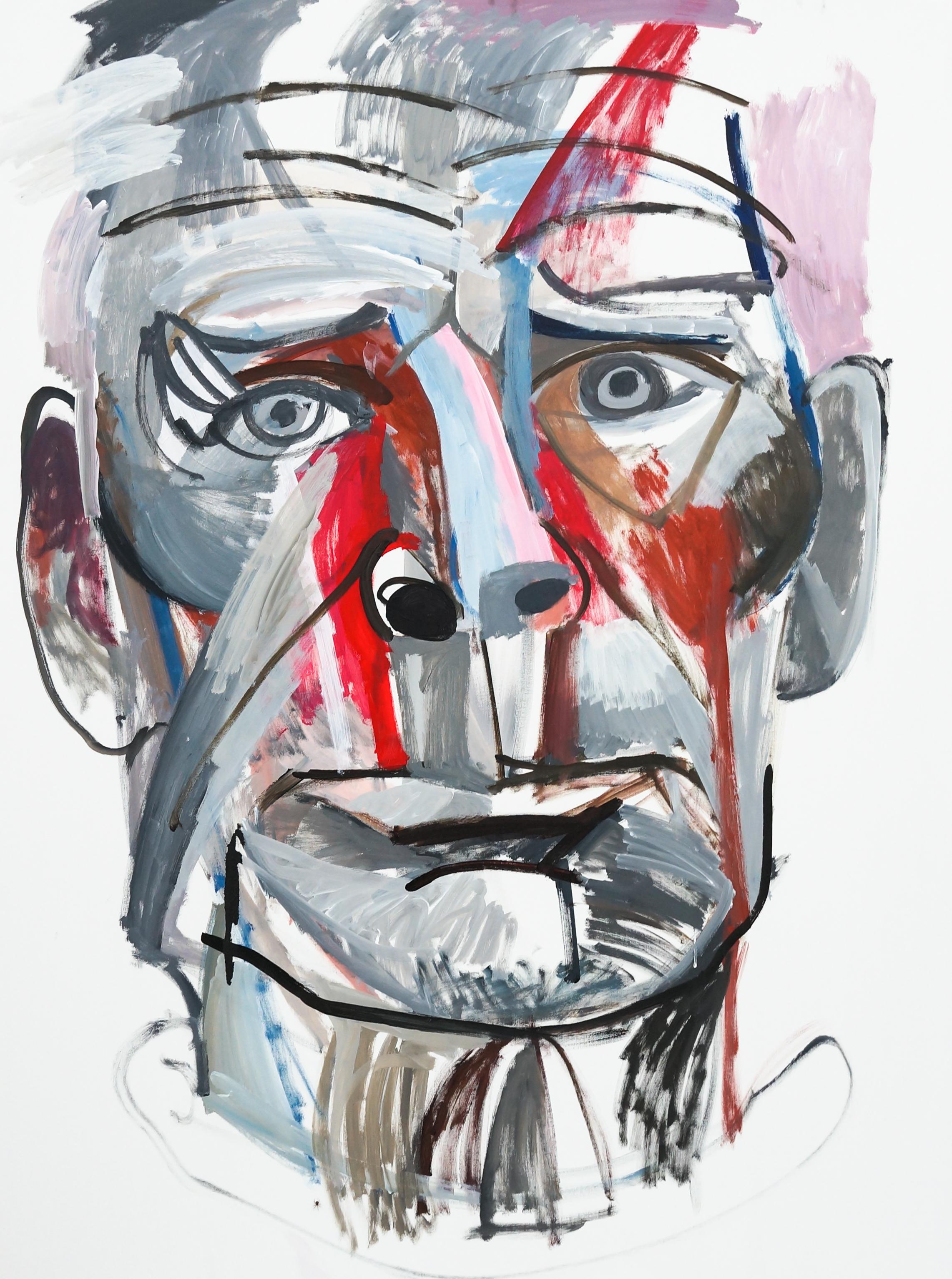 Beckett artwork by Jay Janer - art listed for sale on Artplode