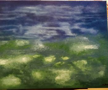Depth artwork by Ash Newman - art listed for sale on Artplode