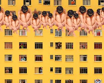 QUARANTINE artwork by Dalia Ferreira - art listed for sale on Artplode