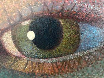 Field of Vision artwork by Kevin Chupik - art listed for sale on Artplode