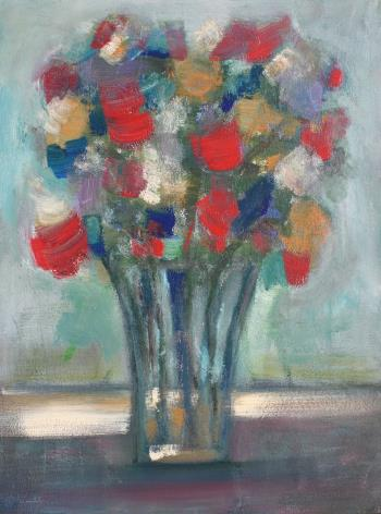 Flowers for Grace, art for sale online by Joe McGee