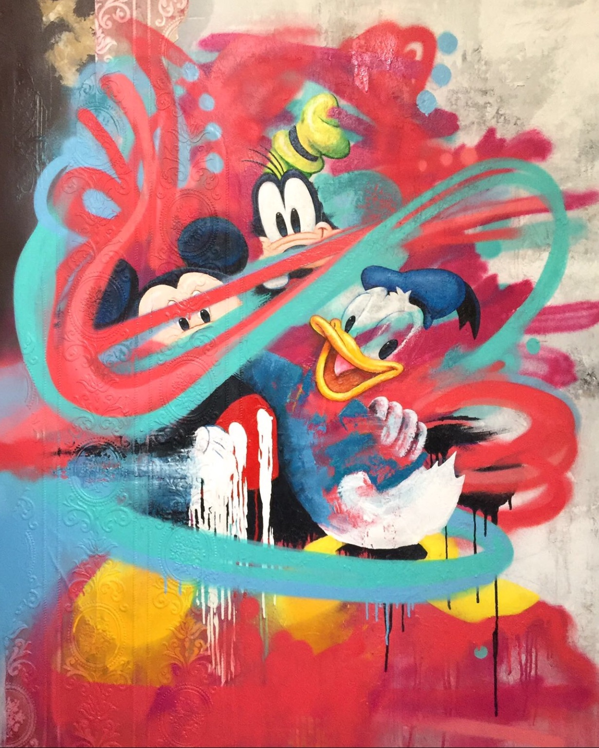 Vague Memories artwork by Robyn Ward - art listed for sale on Artplode