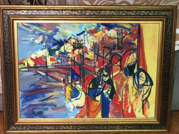 UNTITLED artwork by Avshalom Okashi - art listed for sale on Artplode