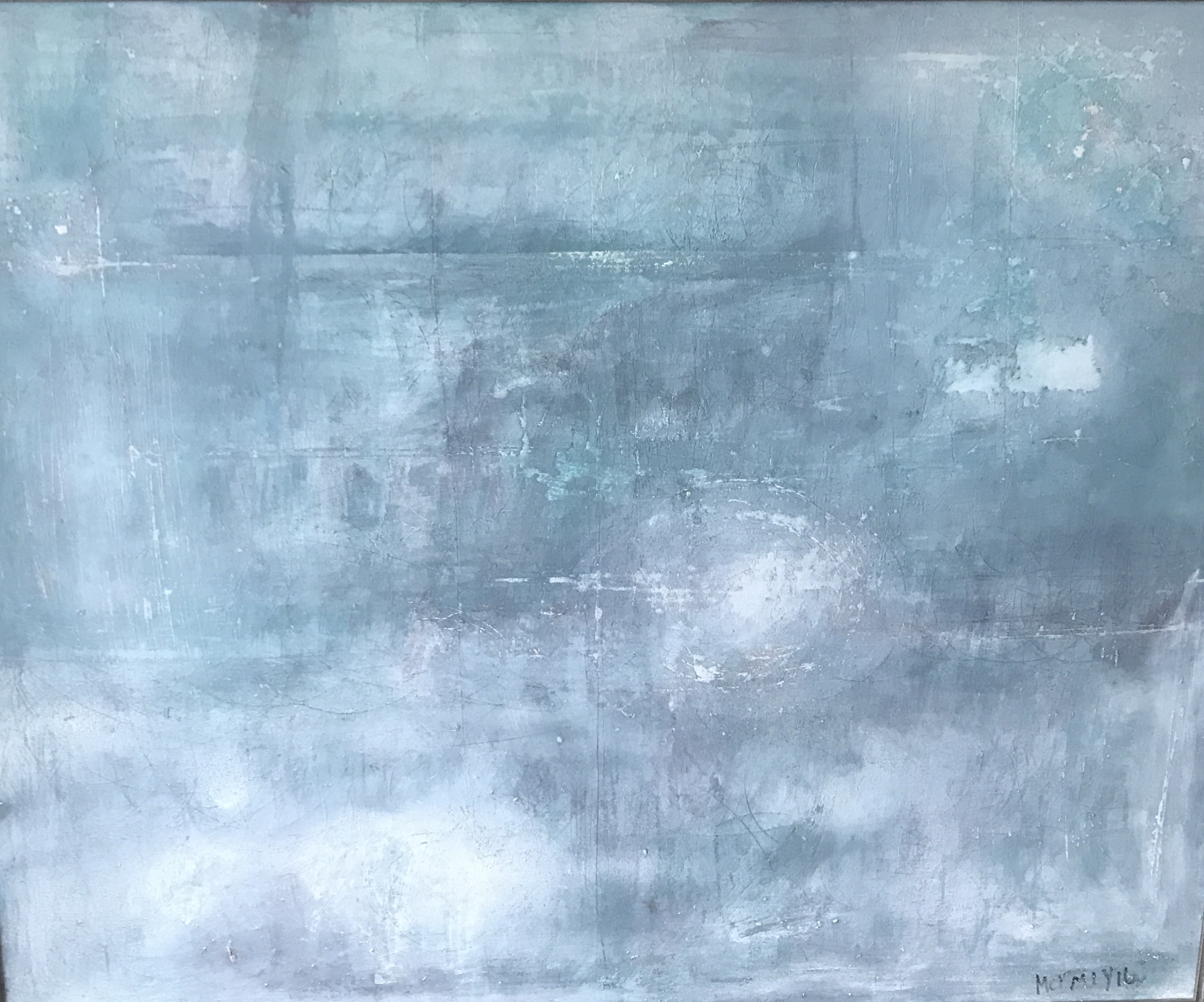 MCFM1Y16 artwork by Michael Fitzpatrick - art listed for sale on Artplode
