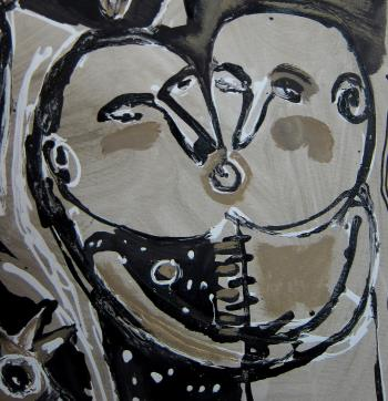 Europe artwork by Rita Ventura - art listed for sale on Artplode