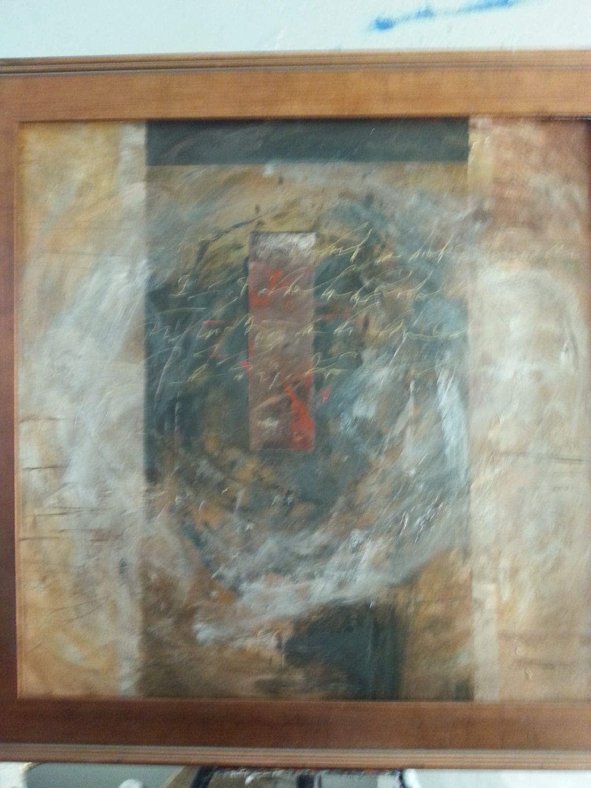 Abstract 2 artwork by Robert Brasher - art listed for sale on Artplode