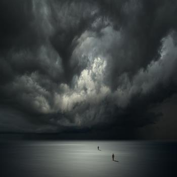 The Distance Between Us artwork by philip mckay