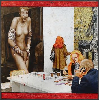 ART FAIR, art for sale online by ANTON MOLNAR