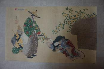 Antique Japanese painting, art for sale online by Unknown