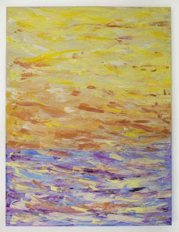Horizon, art for sale online by Melissa Enza Cicero