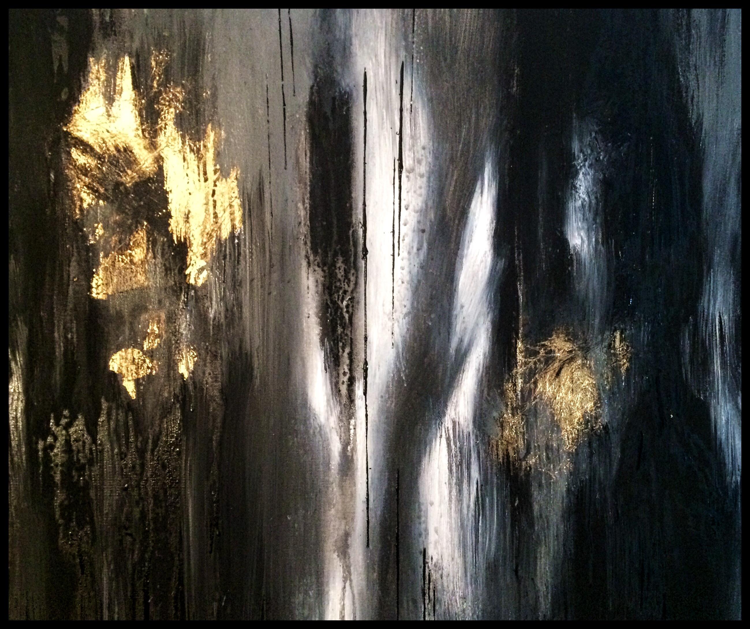 Intermission artwork by Jennifer King - art listed for sale on Artplode