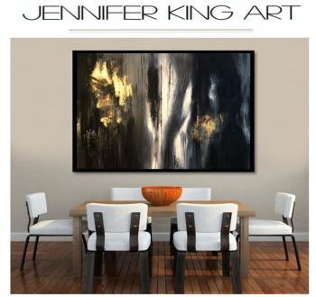 Intermission artwork by Jennifer King
